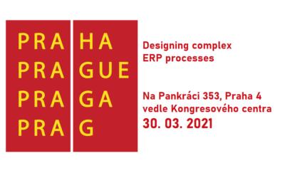 """""""Designing complex ERP processes"""" session in Prague"""